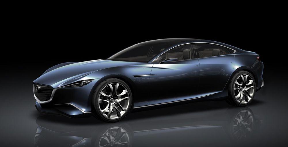 Продажа автомобилей Mazda