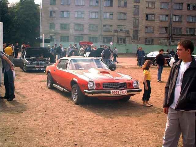Автомобили фотография обои шевроле