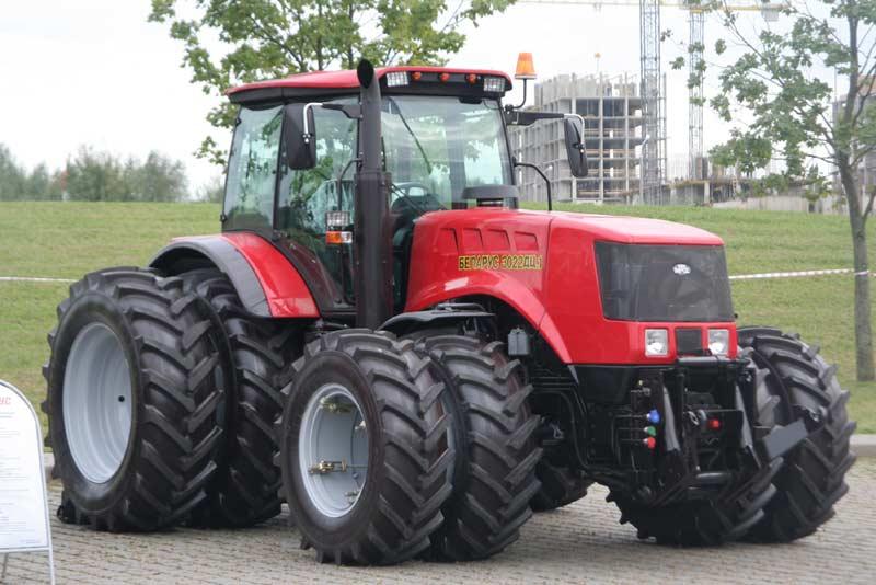беларусь трактор
