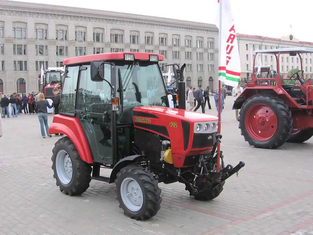 Трактор МТЗ Беларус 422.1 (50 л.с.)   Купить по выгодной.
