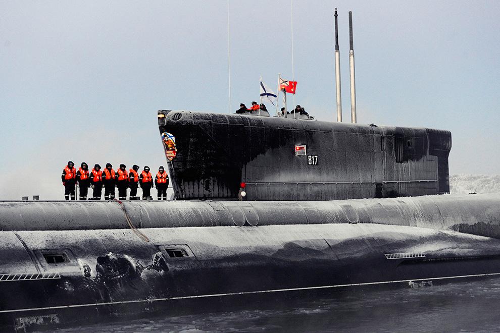 этот атомная подводная лодка в крыму что