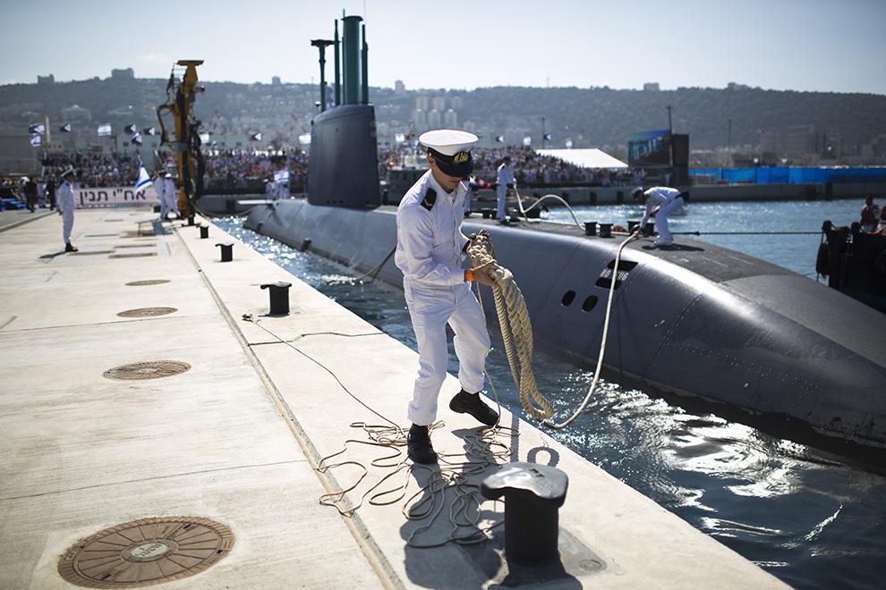 лук атомная подводная лодка в крыму всей