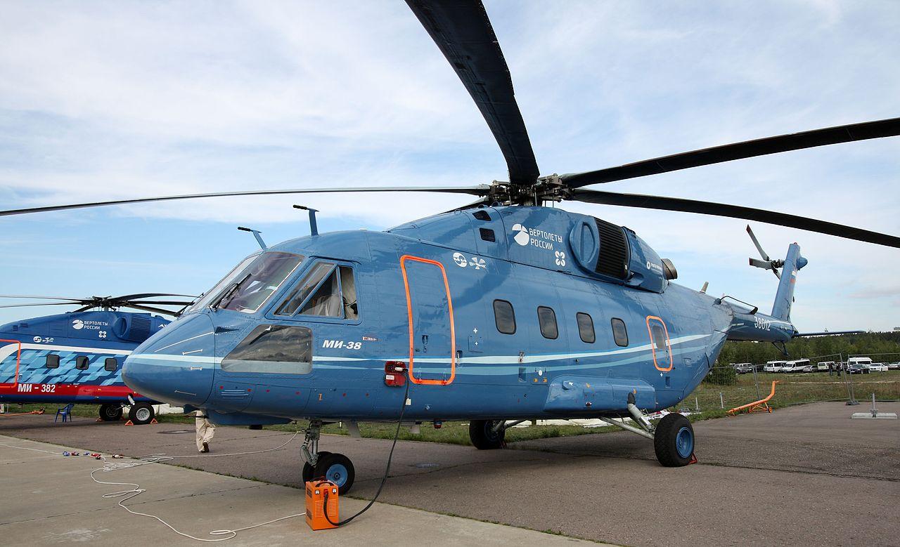 КВЗ выпустит вертолеты Ми-38 для Минобороны