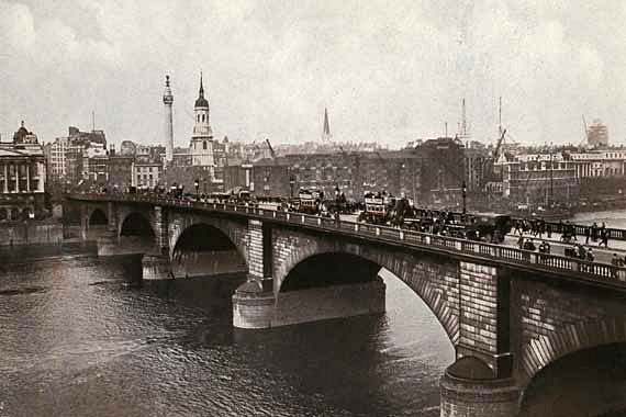 Лондон Мосты Лондона История мостов Лондона Самый старый мост в  Мосты Лондона фото