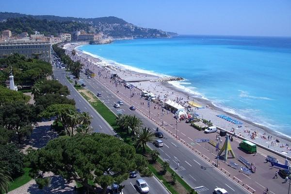 Лазурного берега курорты франции