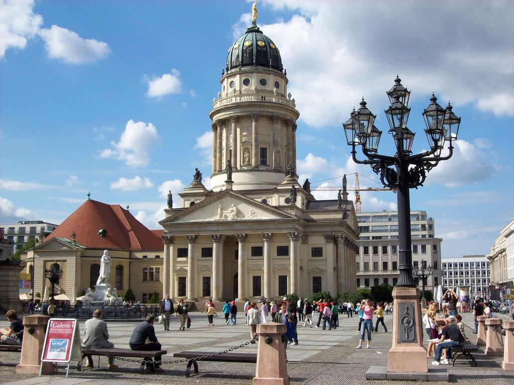 Живописные места в берлине
