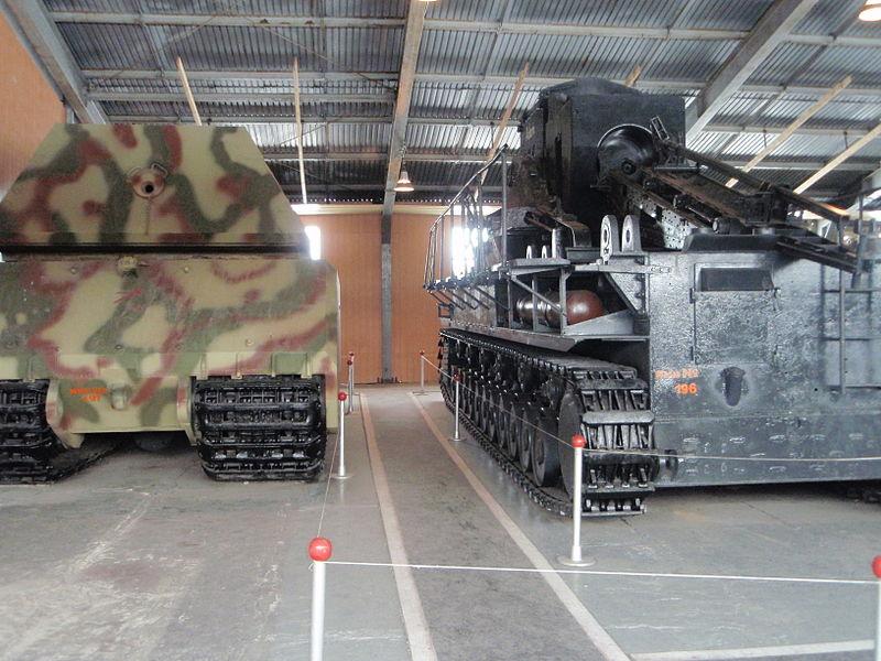 Танк Maus. Самый большой танк 2 мировой войны. фото