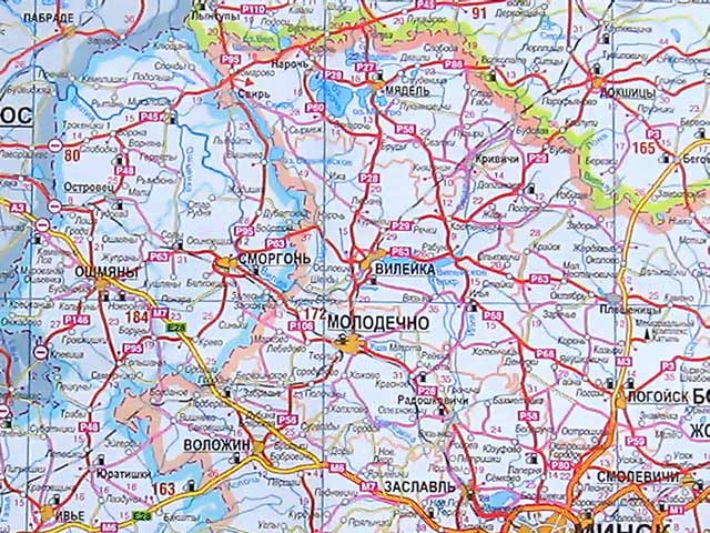 Карта Гродненской области. Подробная карта Гродненской ...: http://www.nemiga.info/karta-minska/karta-grodnenskoy-oblasti.htm