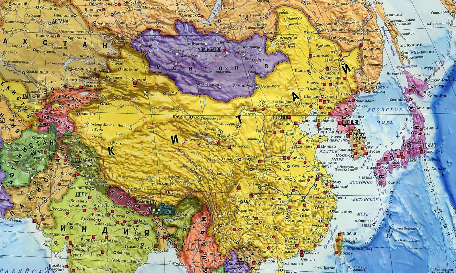 Опиумные войны в Китае История Китая Колониальные войны Китай в  Полная карта Китая Опиумные войны в Китае фото История Китая Китай в 19