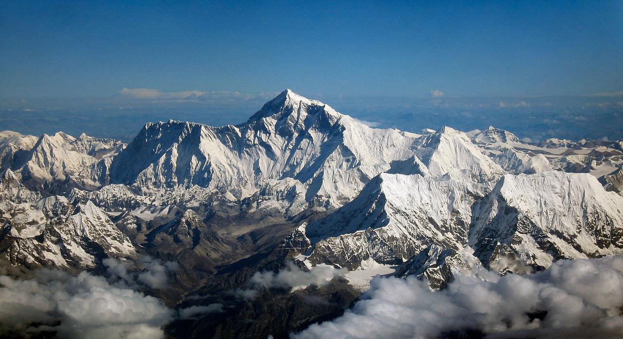 Эверест фото. Непал.