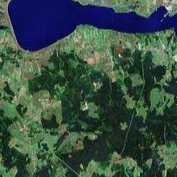 Рижское Взморье Карта