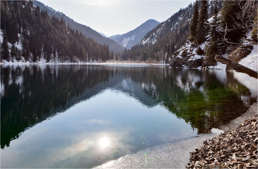 природа казахстана фотографии