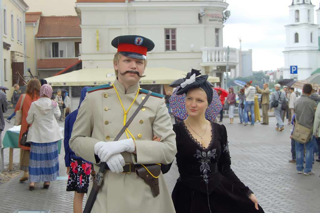 Прогулка по Минску  Фото. Картинка. Фотография