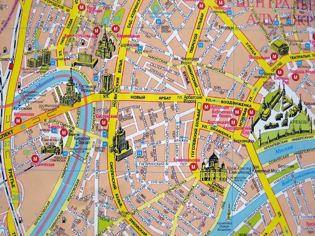 Где расположен дом на карте