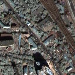 Площадь фото из космоса реферат
