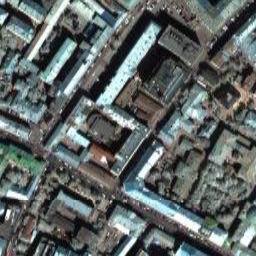 Фото Кремля из космоса