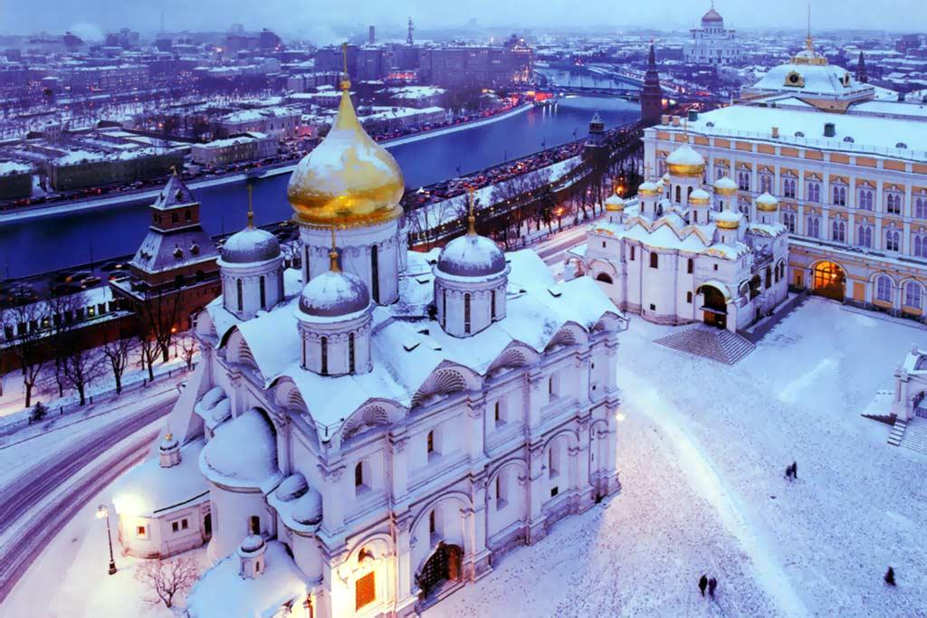 Москва. Кремль. Архангельский