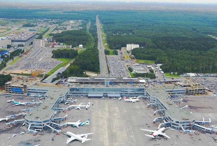 Домодедово Аэропорты Москвы.