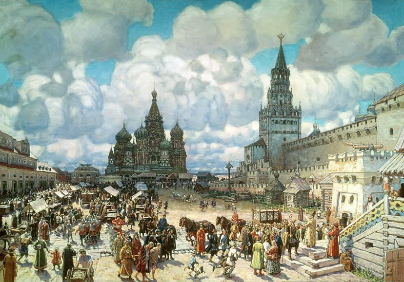 Москва красная площадь москва
