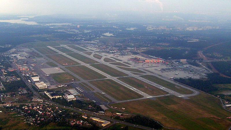 Аэропорты Москвы. фото
