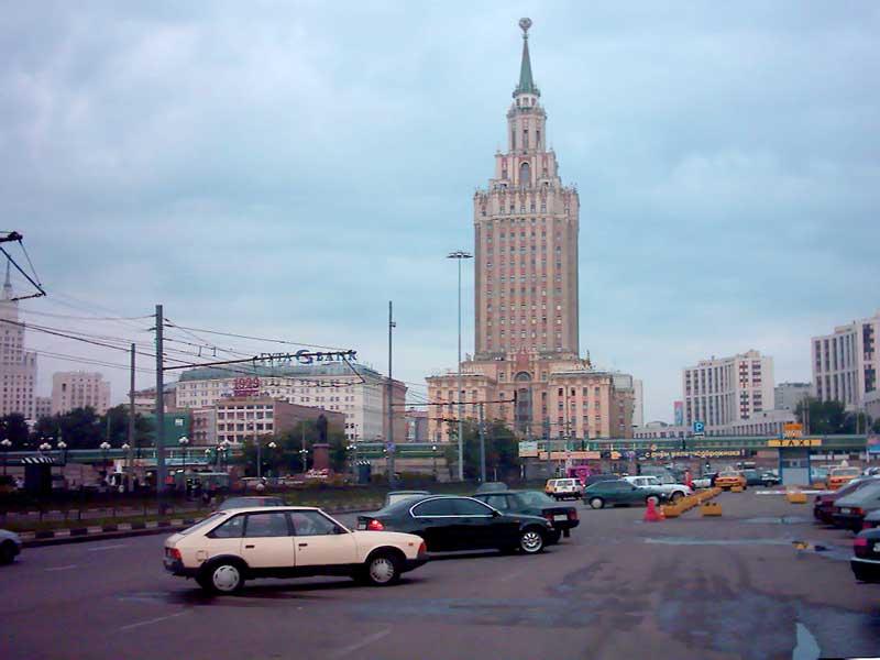 Гостиницы рядом с ленинградским шоссе
