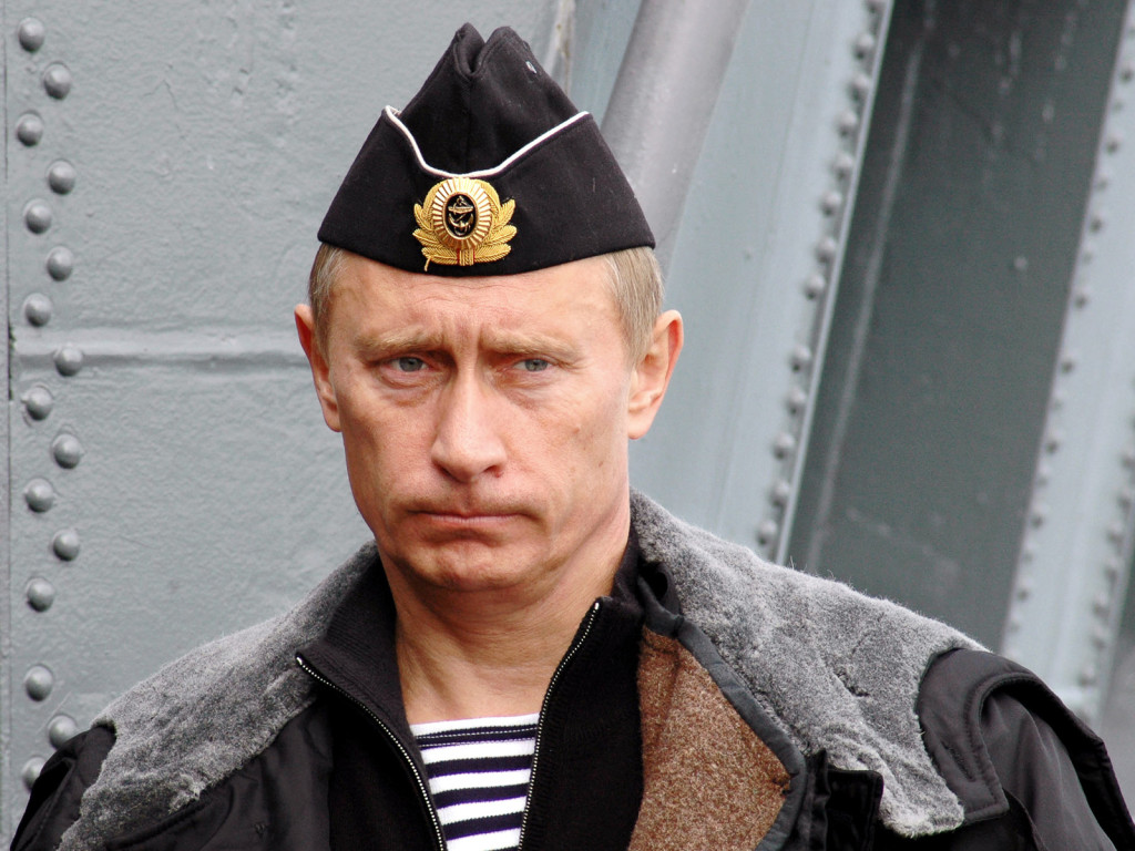 Еврейская ОПГ и одинокий Путин