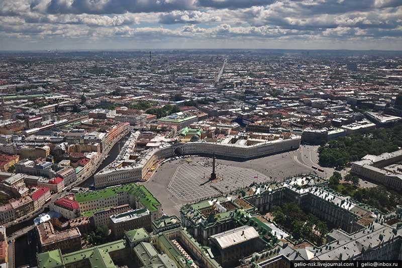 Дворцовая площадь Скачать фото Скачать картинку Виды Санкт  Санкт Петербург Дворцовая площадь Фото Картинка