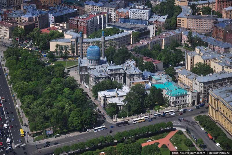 Соборная мечеть Скачать фото Скачать картинку Виды Санкт  Санкт Петербург Соборная мечеть Фото Картинка