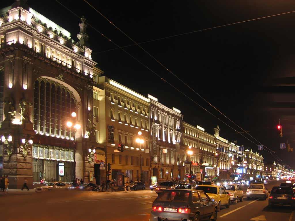 Невский проспект фото картинка