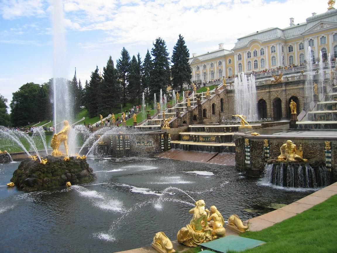 Картинка дворца