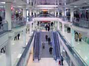 Фото. Подземный торговый центр Столица