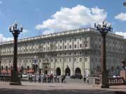 Сталинский проспект Фото Минска.