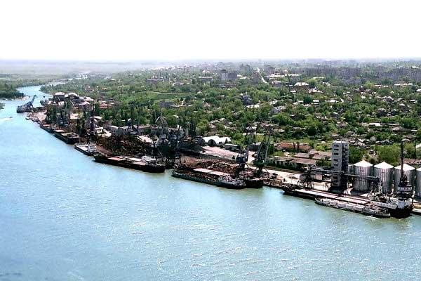 город азов фото