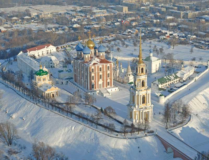 Расстояние: Москва - Рязань