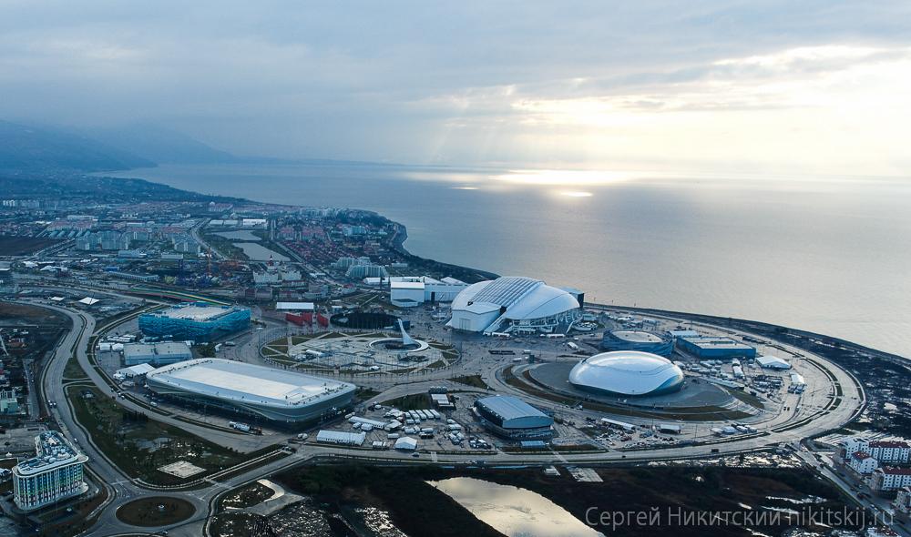 Чемпионат мира по футболу пройдет на стадионе «Фишт» в Сочи