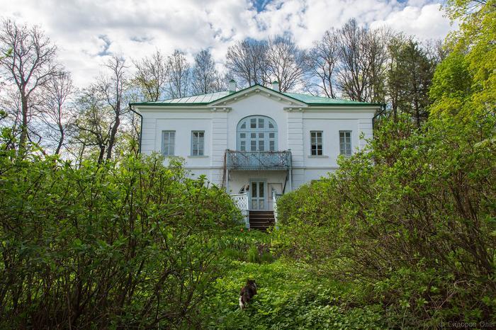 Ясная поляна. Усадьба Л.Н. Толстого.  Картинка. Фотография