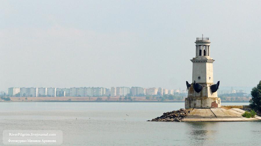 Волгодонск. Волго-Донской канал