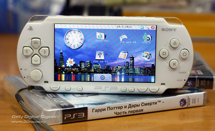 Видео для PSP - тут есть из чего выбрать и скачать (ФО...